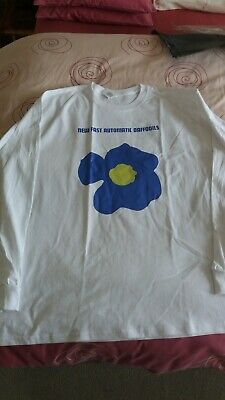 New Fast Automatic Daffodils Long Sleeve T Shirt In Large. • 13£