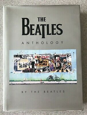 The Beatles Anthology By The Beatles. Book. 2000 • 12.50£