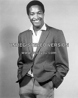 Sam Cooke 10  X 8  Photograph No 4 • 3.50£