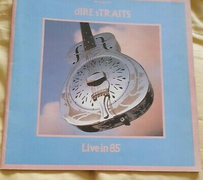 Dire Straits~ Live In 85 ~ Presented By Philips Compact Disc • 4.99£
