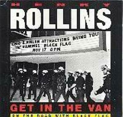 Henry Rollins : Get In The Van CD Value Guaranteed From EBay's Biggest Seller! • 29.99£