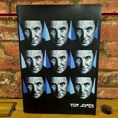 Tom Jones 2003 Concert Tour Programme Memorabillia  • 9.99£