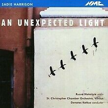 ID1398z - Sadie Harrison - An Unexpected Light - CD - New • 16.42£