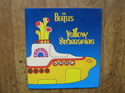 2004 The Beatles Yellow Submarine H/back Book With Dust Jacket. • 7.99£