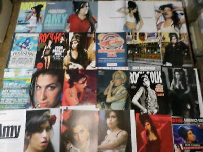 Amy Winehouse Nice Pack Cuttings Clippings Berichte Magazine Rare  • 9.99£