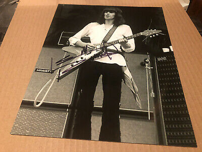 Keith Richards Signed Photo A4 Rare Rolling Stones • 14.29£