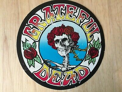 Vintage Grateful Dead  Skull And Roses   1977 Sticker  • 11.11£