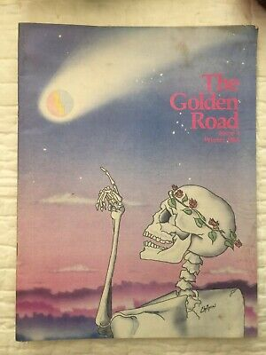 Grateful Dead The Golden Road Magazine 1986 Winter Issue 9  • 11.11£