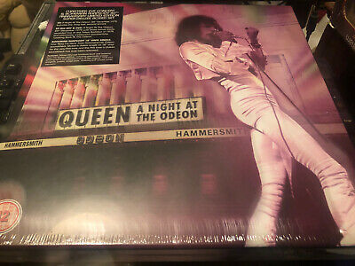 Queen A Night At The Odeon Limited Super Deluxe Boxset Sealed • 72.50£