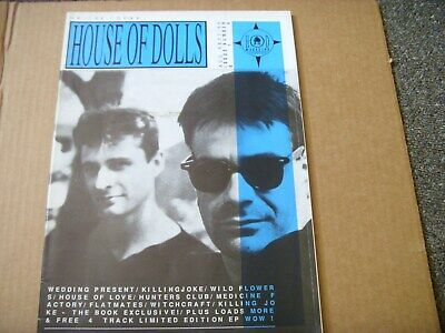 The Wedding Present 7  - House Of Dolls Magazine With Free Single  • 15£