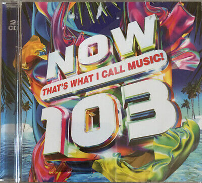 Now That's What I Call Music 103 New & Sealed • 3.90£