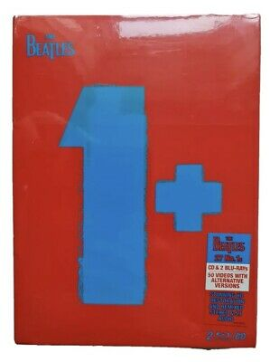 Beatles No 1 Blu Ray BRAND NEW WRAPPED • 7.20£