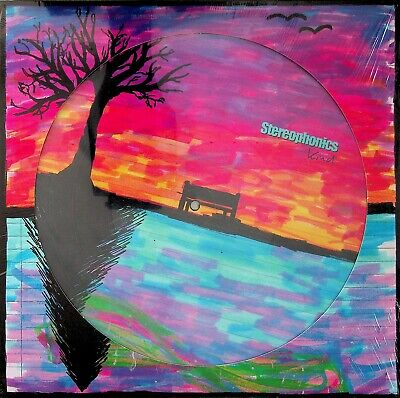 The Stereophonics- Kind LP (NEW SEALED 2019 Vinyl) *PICTURE DISC* OOP Exclusive • 16.99£