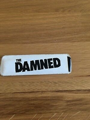 The Damned-comb. • 4£