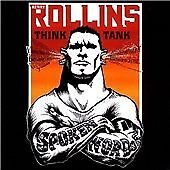 Henry Rollins - Think Tank (Live Recording, Spoke  Word, 1998) • 7£