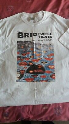 Bridewell Taxis/ Happy Mondays 2xl T Shirt New Please See Pictures & Descripti • 12£