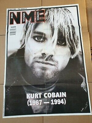 Cobain / Oasis V Blur - Arctic Monkeys / Strokes +1 3x Double Sided NME Posters • 20£
