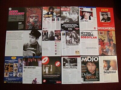 Bob Dylan Magazine Clippings - Like A Rolling Stone - Blowin In The Wind • 2.50£