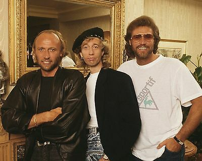 Bee Gees 10  X 8  Photograph No 30 • 3.50£