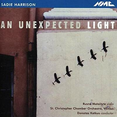 ID4z-Sadie Harrison-An Unexpected Light-CD-New • 14.75£