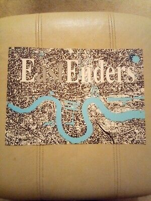 Rave Flyer-Ecplispe-East Enders-1992 • 1.95£