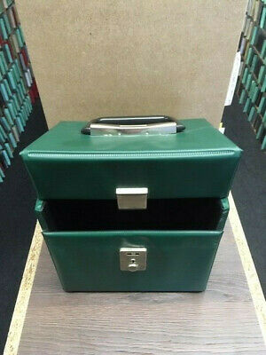 Record Case-original 70's Style- To Hold Approximately 50 X 7  Singles • 20£