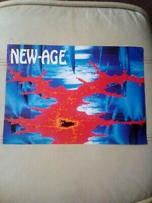 Rave Flyer-New Age-Eclipse-1992 • 3.80£