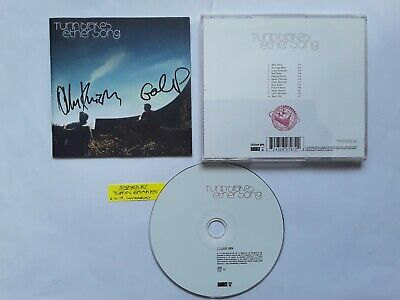 Hand-signed (by Both Olly & Gale) Turin Brakes  Ether Song  2003 Cd  • 15£