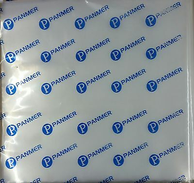 10  Polythene Record Covers Sleeves 450gauge Pack Of 25 High Grade • 7.59£
