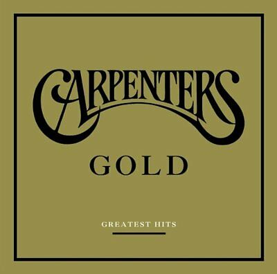 THE CARPENTERS GOLD GREATEST HITS CD ALBUM (Very Best Of) • 6.50£