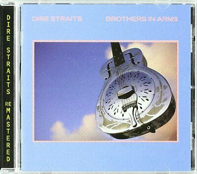Dire Straits - Brothers In Arms - Dire Straits CD CGVG The Cheap Fast Free Post • 3.49£