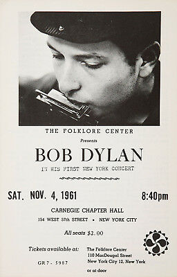 BOB DYLAN  - Postcard Collection - 100 Different Promo Poster Postcards # 2 • 49.99£