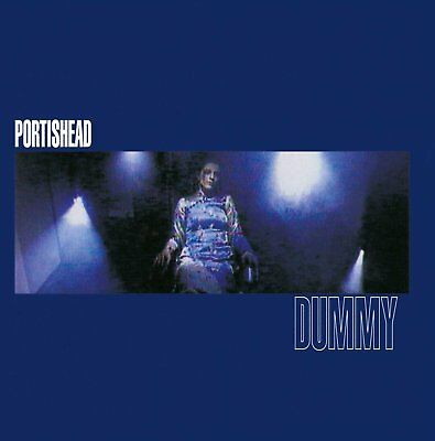 PORTISHEAD DUMMY LP VINYL ALBUM (Reissued December 7th 2018) • 14.69£