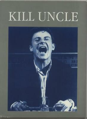 Kill Uncle - Grey Cover Morrissey Tour Programme UK TOUR PROGRAM 1991 • 37£