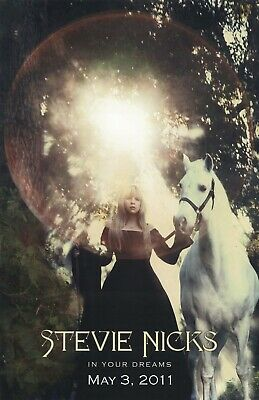 Stevie Nicks Poster : 11 X 17 Inches : In Your Dreams • 8.58£