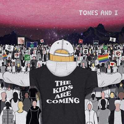 TONES AND I THE KIDS ARE COMING CD (New Release November 22nd 2019)  • 5.99£