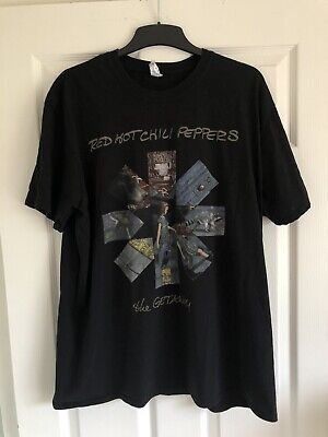 Red Hot Chili Peppers T Shirt The Getaway Size XXL  • 9.99£
