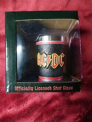 AC/DC Shot Glass • 11.99£