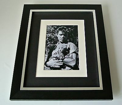 Sir Cliff Richard SIGNED 10x8 FRAMED Photo Mount Autograph Display Music & COA • 99.99£
