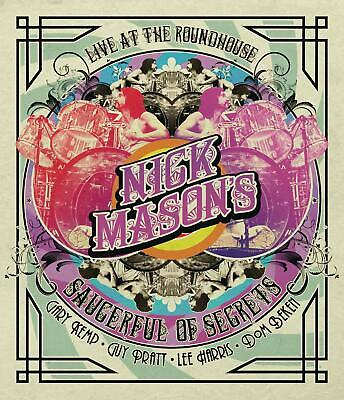 Nick Mason's Saucerful Of Secrets Live At The Roundhouse Cd+dvd (18/9/20)  • 21.88£