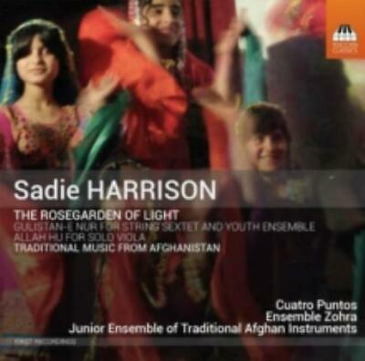 Kevin Bishop: Sadie Harrison: The Rosegarden Of Light =CD= • 17.89£