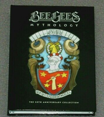 Bee Gees - Mythology - The 50th Anniversary Collection • 70£