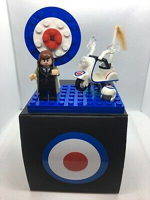 Custom Lego The Who. Quadrophinia  • 20£
