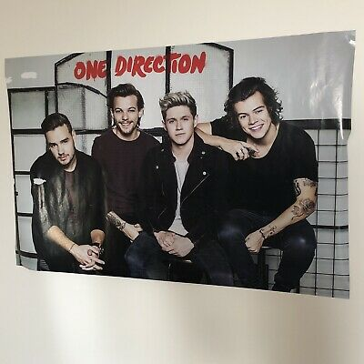 One Direction Poster • 2.50£