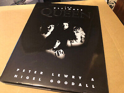 Queen The Ultimate Queen Limited Hardback Near Mint • 38.50£