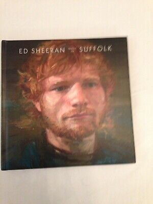 Ed Sheeran Book Made In Suffolk Limited Edition • 88£