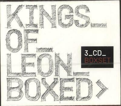 Kings Of Leon CD Album Box Set Boxed - Sealed UK 88697547372 SONY MUSIC Sealed • 18.99£