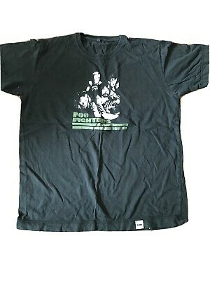 Foo Fighters T-shirt Mens Size L • 0.99£