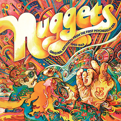 Nuggets: Original Artyfacts From The First Psychedelic Era 1965-1968 • 31.78£