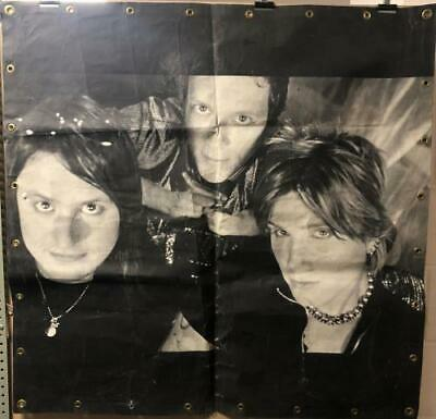 Goo Goo Dolls 2001 US Tour - Backdrop Display USA 45X45 2001 • 273.25£